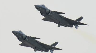The J-20: China's counterfeit-fighter that could still mean trouble
