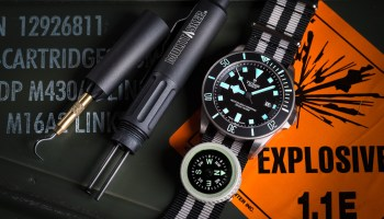 REVIEW: PDW EXPEDITION WATCH BAND COMPASS
