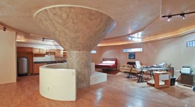 Nuclear missile silos, converted to residential homes, up for sale