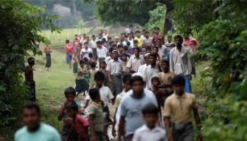 UN accuses Myanmar of ethnically cleansing Muslims