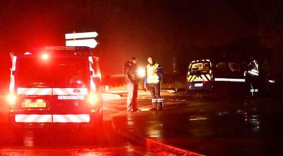 One dead in attack on missionaries' home in France, suspect at large