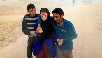Islamic State kills civilians in Mosul to deter support for army