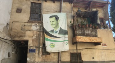 Assad's (non)Demise: An interview with Kamal Alam