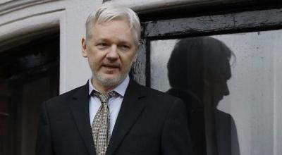 Julian Assange questioned in London about possible sexual misconduct