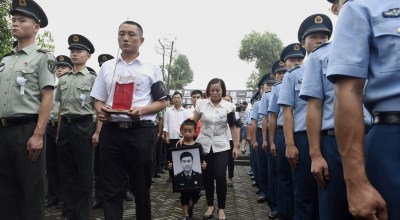 China Discovers the Price of Global Power: Soldiers Returning in Caskets