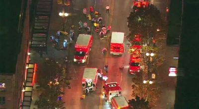 Shooting reported near Trump protest in Seattle, at least five wounded