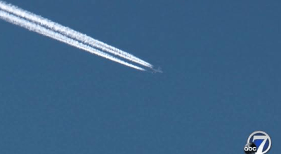 Mystery surrounding high altitude aircraft seen circling Denver solved!