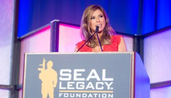 Group founded and run by Navy SEALs helps the injured and families of the fallen.