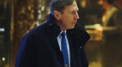The Department of Defense is investigating leaks involving the sex scandal of former CIA director Petraeus
