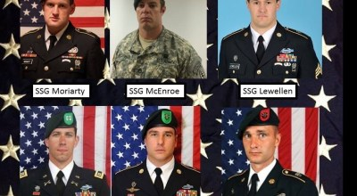 The Regiment loses six Special Forces Soldiers in a sad week