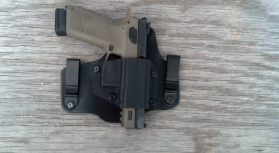 The Black Storm Defense Holster