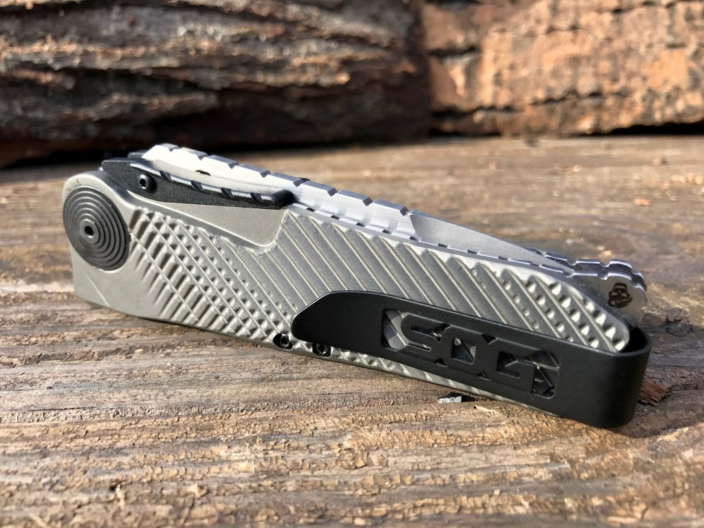 SOG Quake Folding Knife | Review