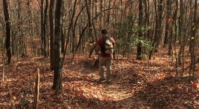A Marine Veteran's search of seclusion on Black Friday