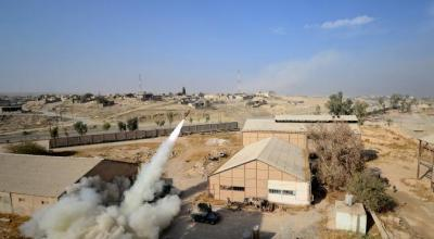 'Crashing waves' of jihadis, fray nerves in Mosul.