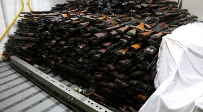 How Iranian weapons are ending up in Yemen