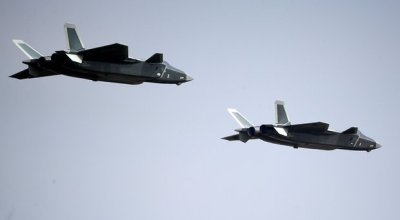 China Makes Huge Step Forward with J-20 Debut Flyby