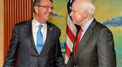 McCain to Carter: No more last-minute personnel moves