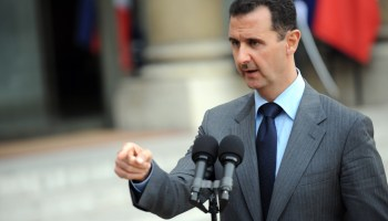 Syria's President Assad not stepping down anytime soon