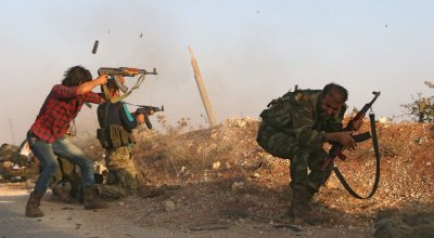 Syrian Rebels Brace for a Trump Cutoff, and Look for a Silver Lining
