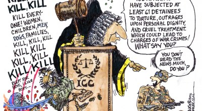 ICC may investigate the US for war crimes in Afghanistan