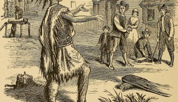 Who is the Squanto of your Thanksgiving?