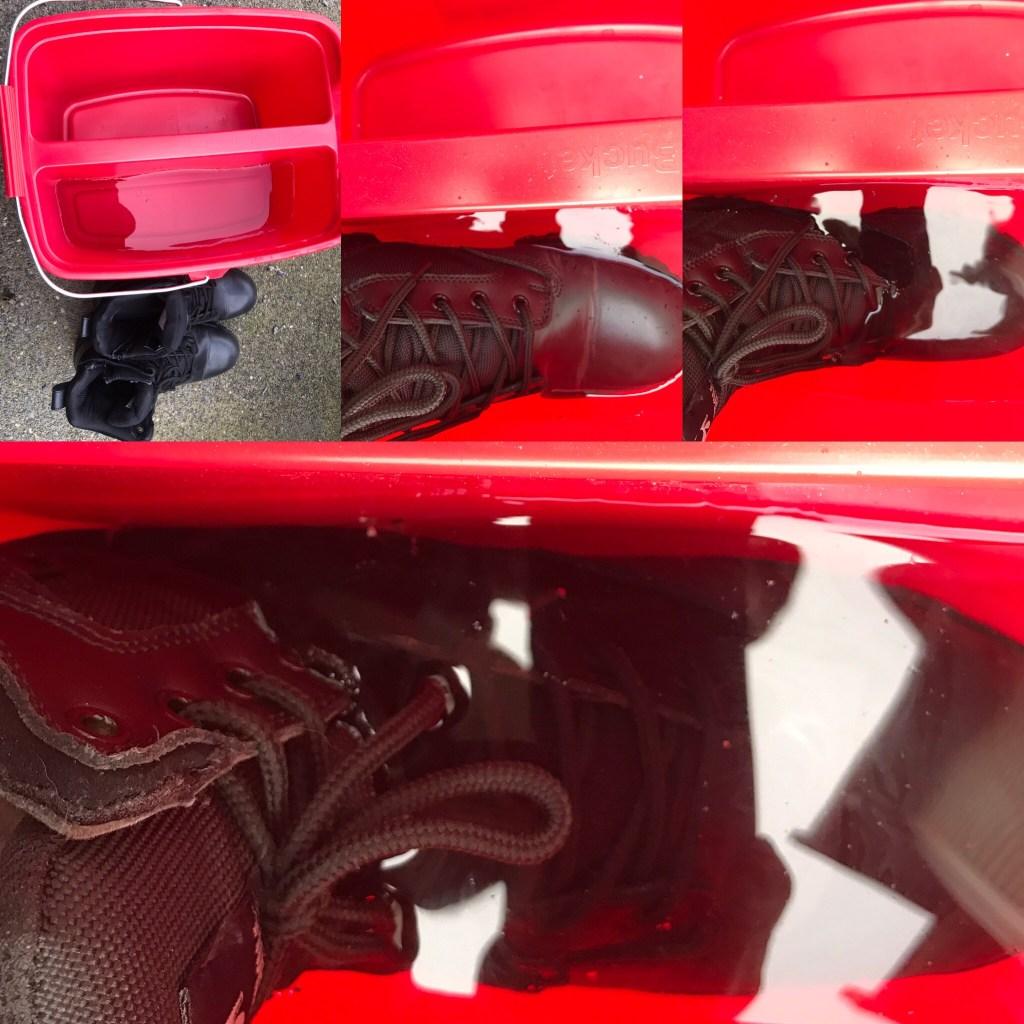 "Maelstrom Tac Force 8"" Boots"