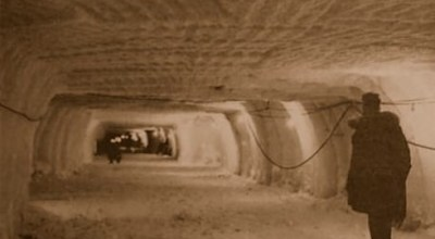 The Iceman Cometh: America's secret Cold War nuke base beneath the ice