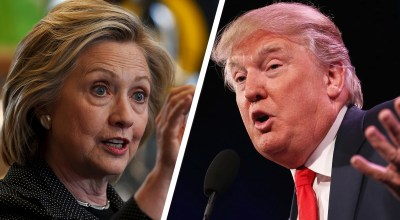 Clinton and Trump in last-day dash with FBI email probe over but not forgotten
