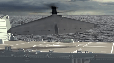 DARPA is building a drone to provide 'persistent' surveillance virtually anywhere in the world