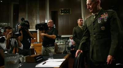 Donald Trump to meet with Retired Marine General James Mattis for SECDEF