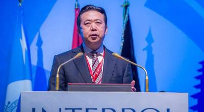 Chinese police official elected to the head of Interpol — and rights advocates are setting off alarm bells