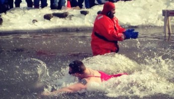 Military Service Changes You: A Marine and his ego vs. the Polar Plunge
