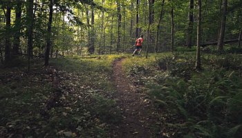 Watch: Veteran Marine uses trail running to transition back into civilian life