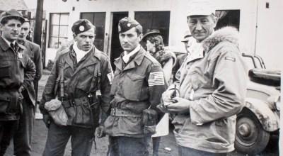 Marine retraces his grandfather's World War II spy mission
