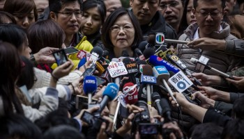 Taiwan, Trump, and foreign entanglements