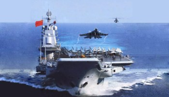 Could we defeat China's growing military?