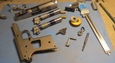 1911 Pistol Bits and Pieces