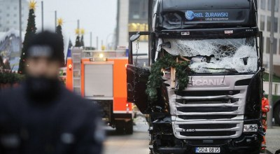 Berlin Police: Uncertain if they detained the right person in the deadly truck attack
