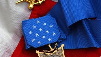 Which of these SEAL Navy Cross recipients will receive the Medal of Honor?