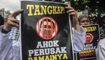 Indonesia Governor Trial