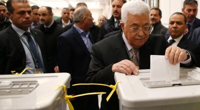 Palestinian leader Abbas consolidates power and ousts rivals