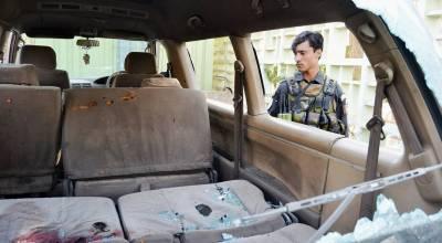 Gunmen kill five female security guards working at Afghan airport