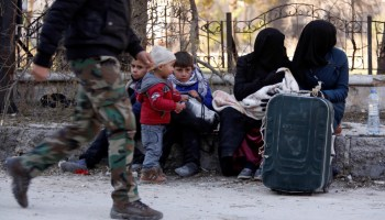 Hundreds of men vanish as they flee Aleppo, U.N. official says