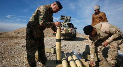 Iraqi Forces Shift Tactics in Mosul as Forces Advance on New Fronts