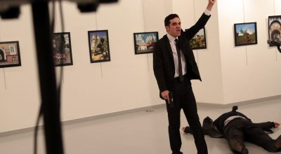 Russian ambassador to Turkey shot, killed in art gallery in Ankara