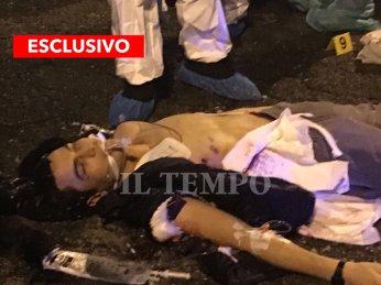 Berlin suspect dead. Image courtesy of Twitter