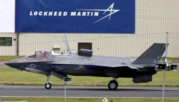 Lockheed Martin CEO tells Trump she'll work to drive down cost of F-35