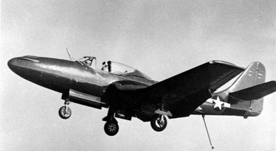 Aviation History: McDonnell FH Phantom – First Carrier Based Jet Aircraft