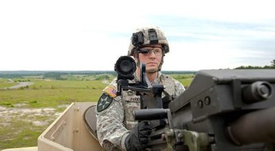 Own the night with US Army's new Crew Served Weapon Sights (FWS-CS)
