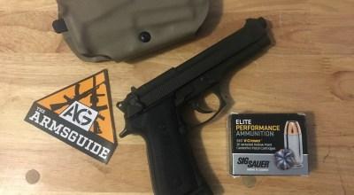 Guns In Movies: Beretta 92FS